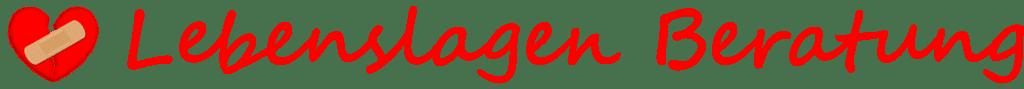 Gebrochenes Herz Logo - Partner finden, Ex zurück, Liebeskummer überwinden, Beziehungskriese