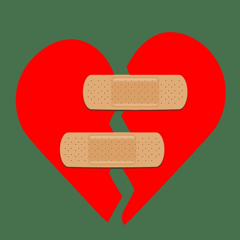 Gebrochenes Herz - Partner finden, Ex zurück gewinnen, Liebeskummer überwinden, Beziehungskriese