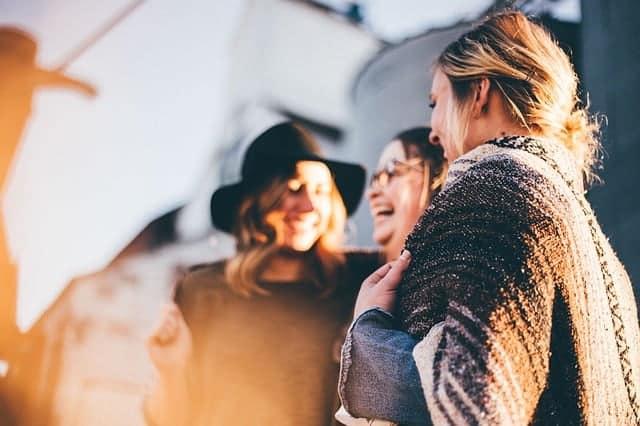 Ex zurück Fehler - Gemeinsame Freunde beeinflussen