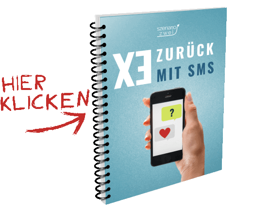 Ex zurück gewinnen mit SMS Textnachrichten