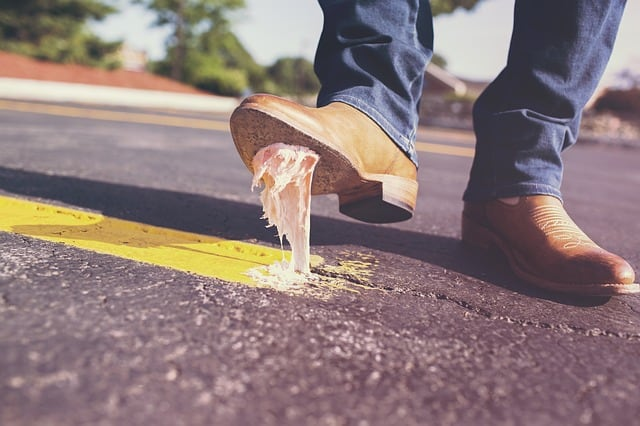 Ex zurück Fehler - Fußmatte werden