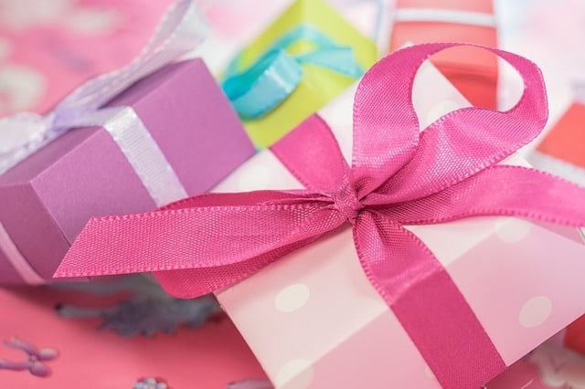 Ex zurück Fehler - Geschenke geben